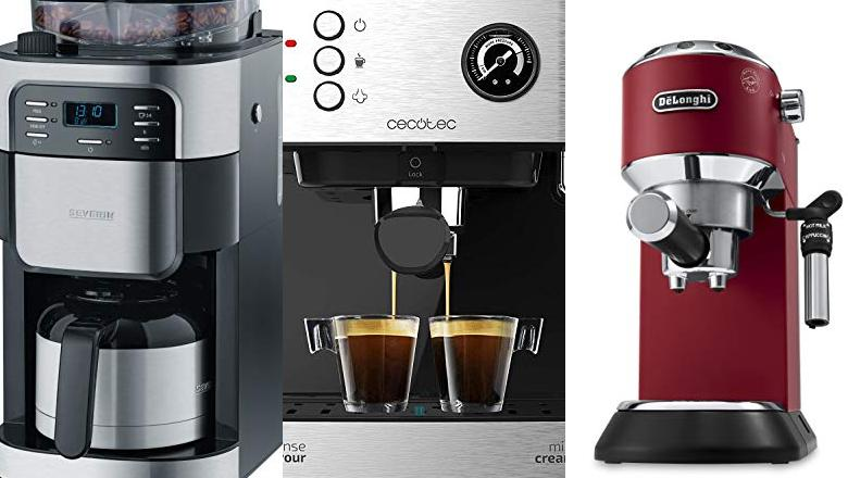 CAFETERAS PARA CAFE EN GRANO