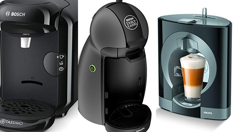 CAFETERAS CAPSULAS DOLCE GUSTO