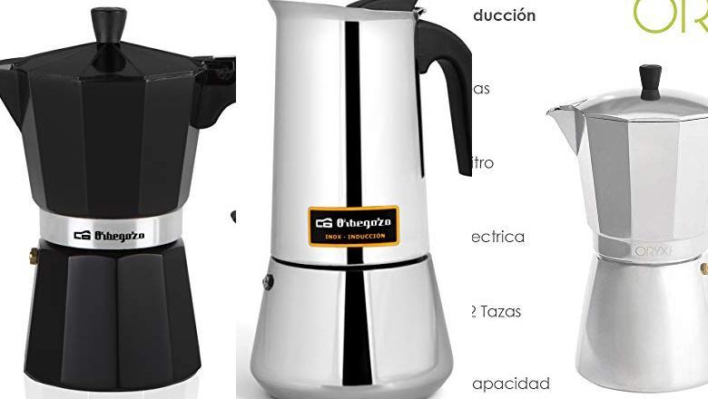 Comprar Cafetera para Inducción 12 Tazas: OFERTAS TOP