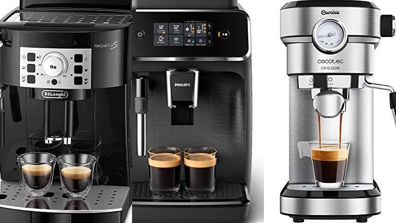 CAFETERAS CON MOLINILLO DE CAFE INCORPORADO