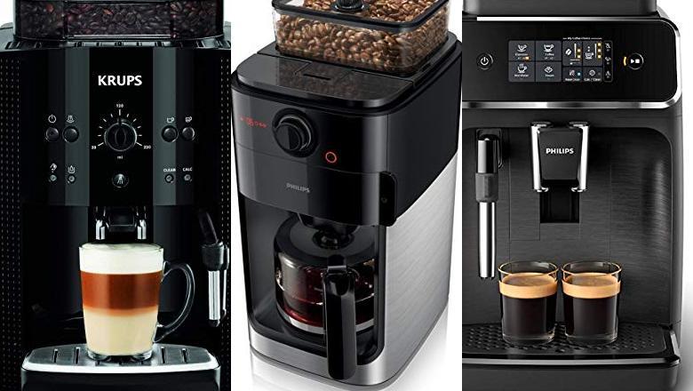 Comprar Cafetera con Molinillo Integrado Automatica: OFERTAS