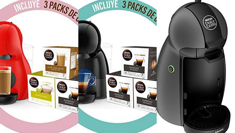 CAFETERAS NESTLE DOLCE GUSTO