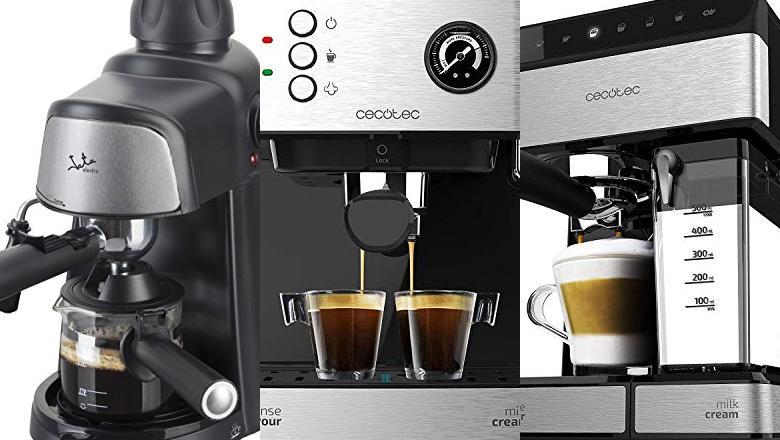 CAFETERA POR PRESION