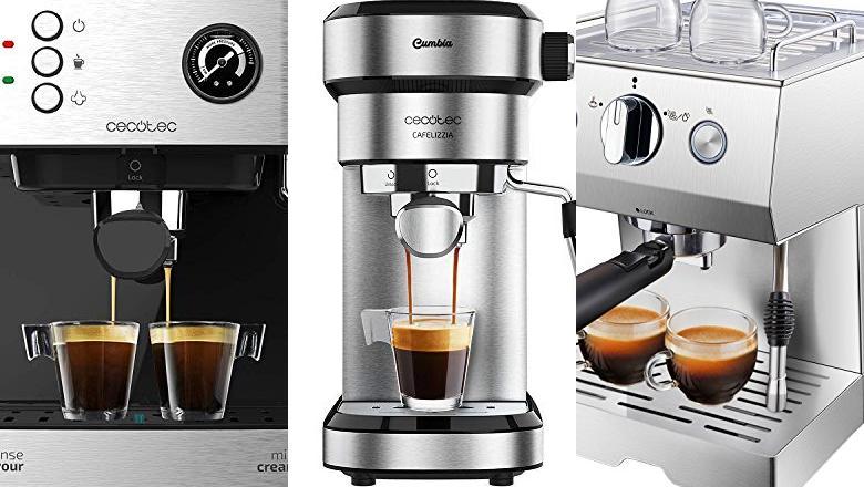 CAFETERAS PROFESIONALES DE UN BRAZO