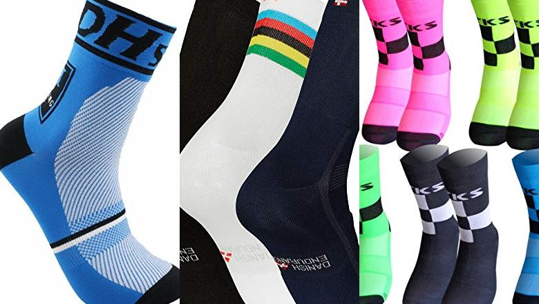 CALCETINES CICLISMO HOMBRES