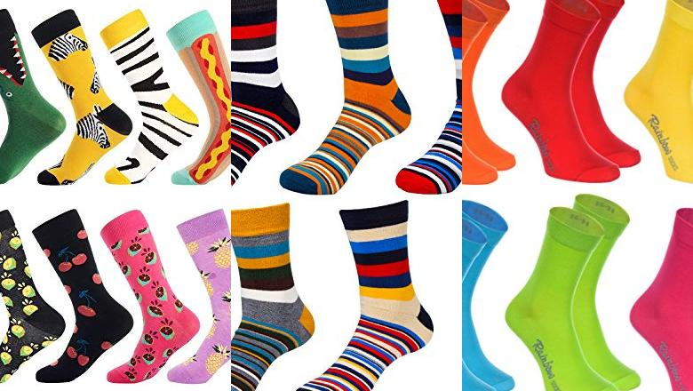 CALCETINES COLORES