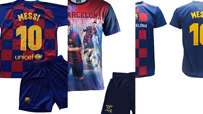CAMISETA MESSI NIÑO