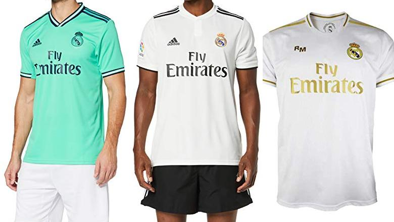 CAMISETA OFICIAL REAL MADRID