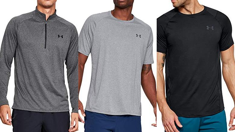 CAMISETA UNDER ARMOUR RUNNING HOMBRE