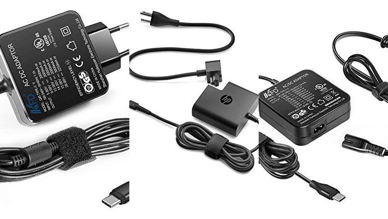 CARGADOR HP USB C