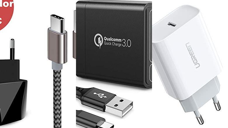 CARGADOR USB TIPO C