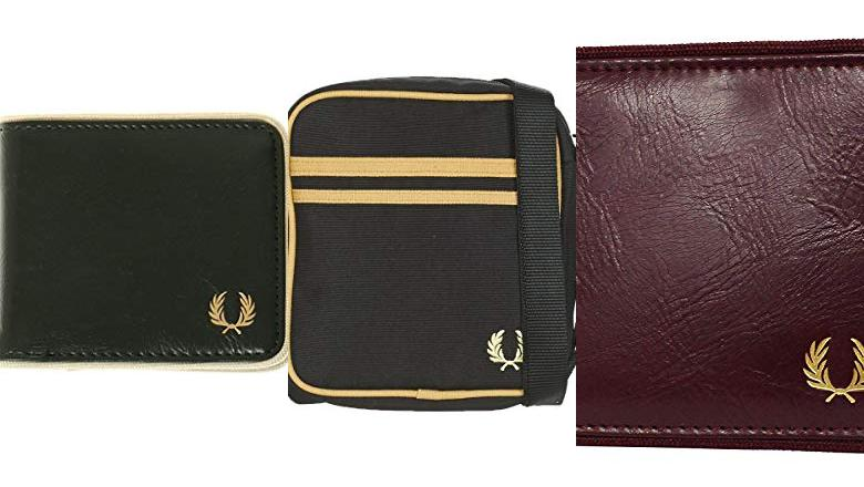 CARTERAS FRED PERRY HOMBRE