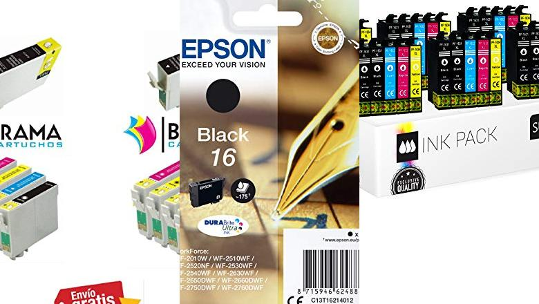 CARTUCHOS EPSON WF2630