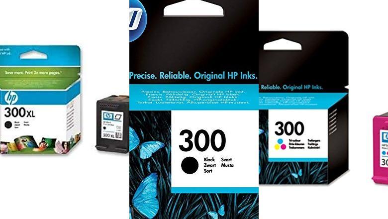 CARTUCHOS TINTA HP 300 XL