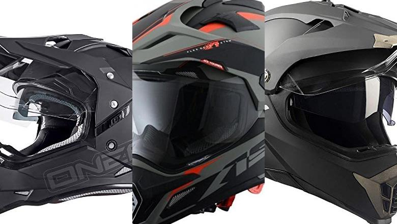 CASCO DE MOTO OFF ROAD