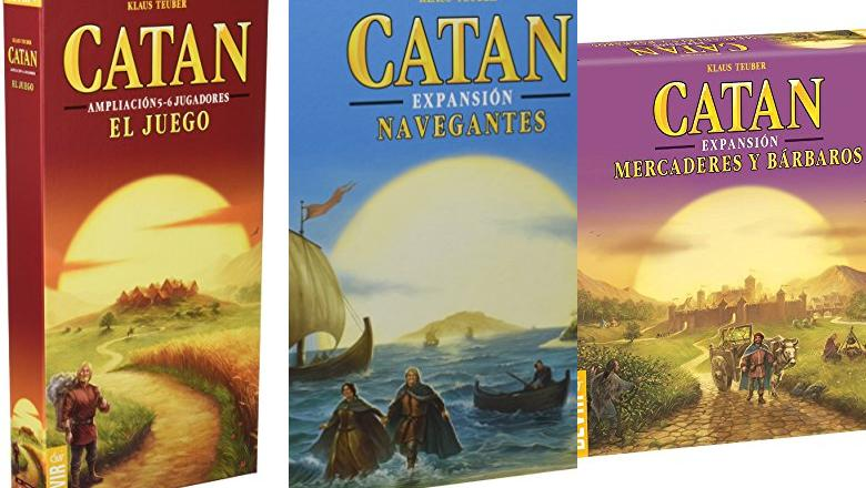 CATAN AMPLIACION