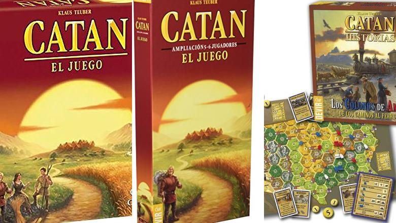CATAN LOS COLONOS