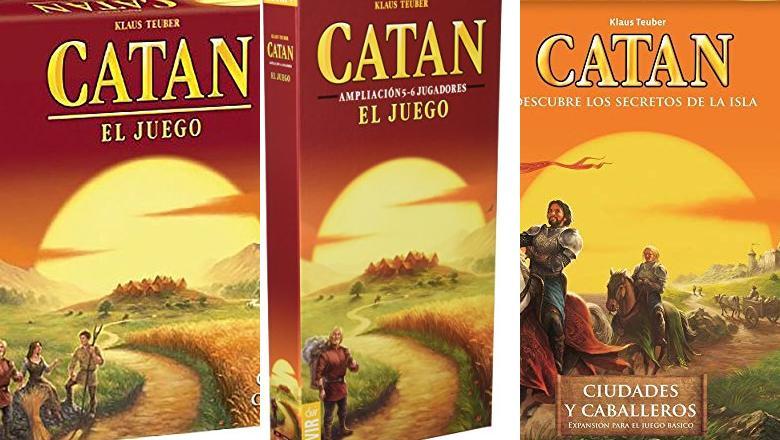 CATAN JUEGO DE MESA