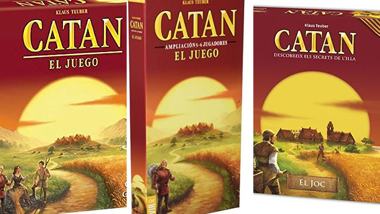 CATAN PLUS ESPAÑOL