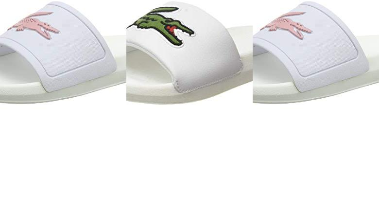 CHANCLAS LACOSTE MUJER