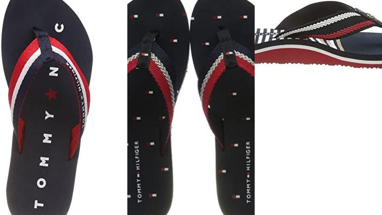 CHANCLAS TOMMY HILFIGER MUJER