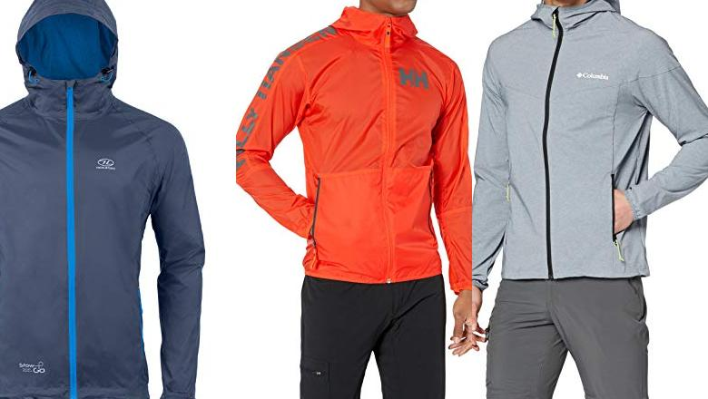 CHAQUETAS TRAIL RUNNING HOMBRE