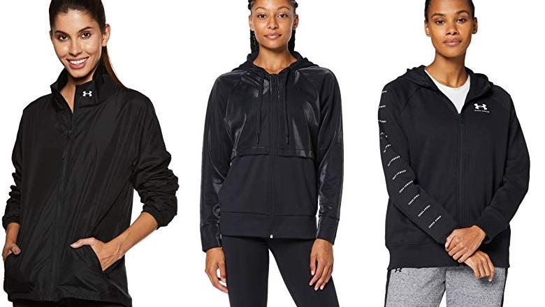 CHAQUETAS UNDER ARMOUR MUJER