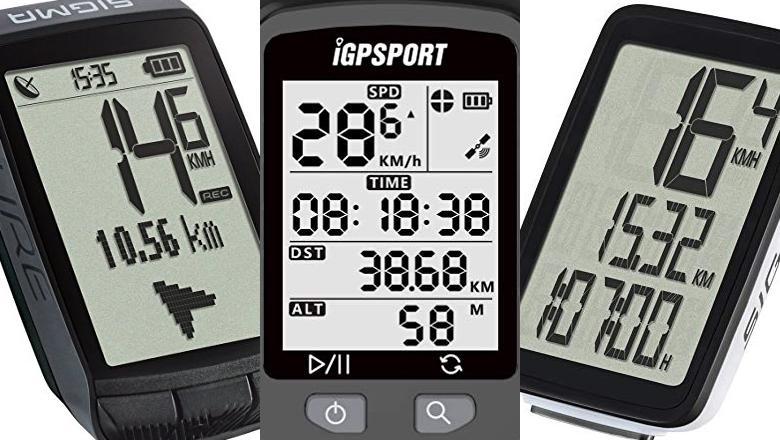 CICLOCOMPUTADORES SIGMA PURE GPS