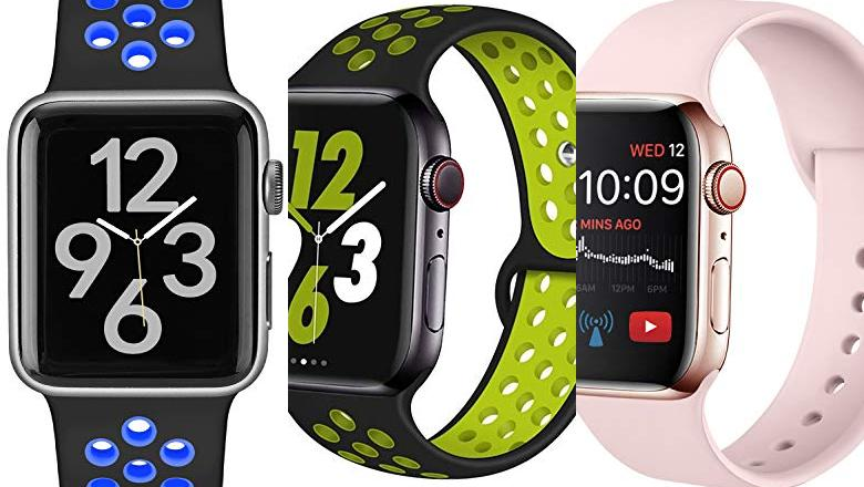 CORREAS NIKE APPLE WATCH