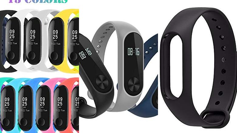 CORREAS XIAOMI MI BAND 2