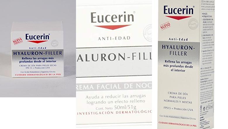 CREMA DE DÍA EUCERIN HYALURON FILLER