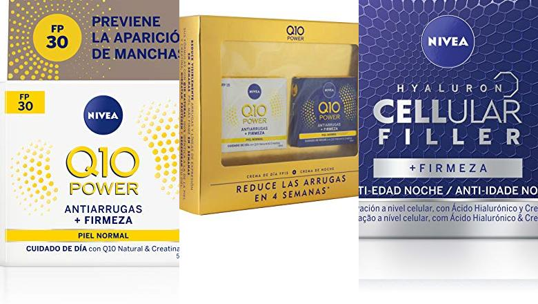 CREMA DE NOCHE NIVEA Q10