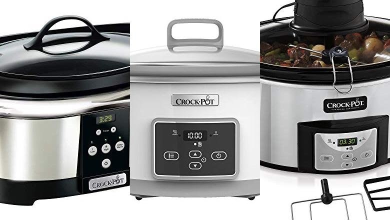 CROCK POT 5 7 LITROS