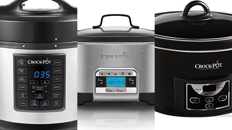CROCK POT MULTICOOKER