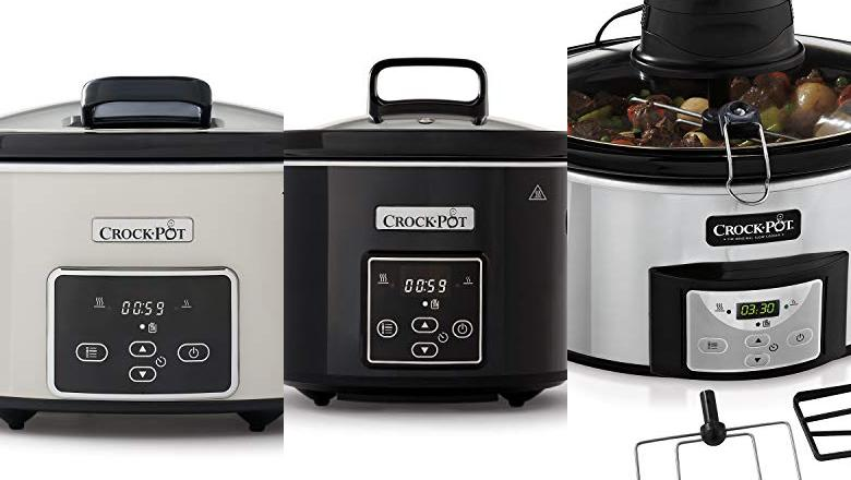 CROCK POT TEMPORIZADOR