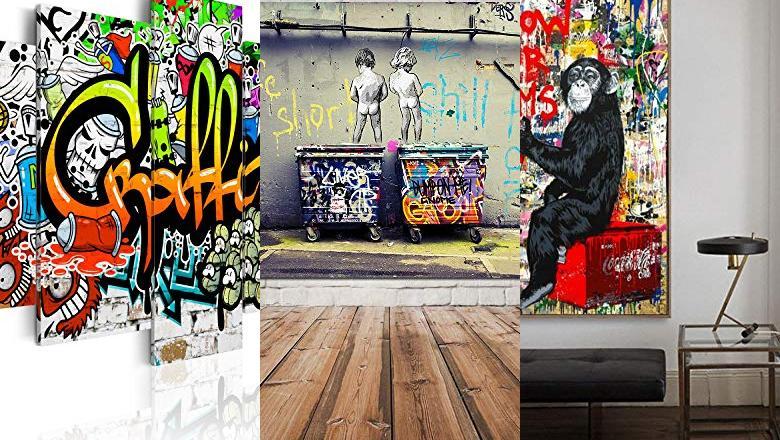 CUADROS GRAFFITI