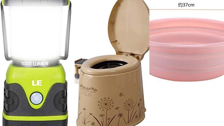 CUBOS WC CAMPING