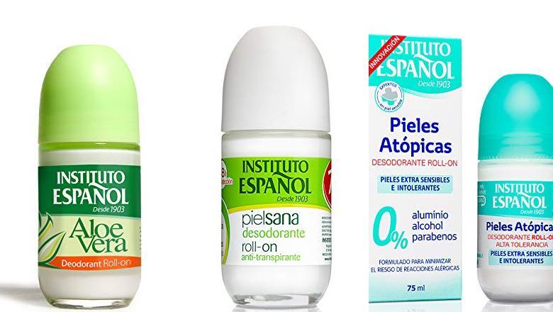 DESODORANTE INSTITUTO ESPAÑOL