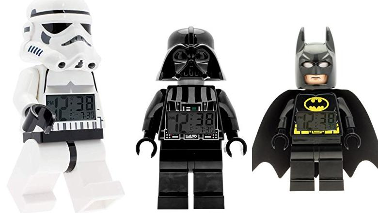 DESPERTADOR LEGO