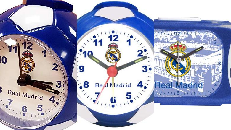 DESPERTADORES REAL MADRID