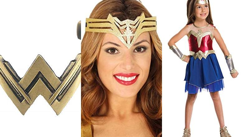 DIADEMA WONDER WOMAN