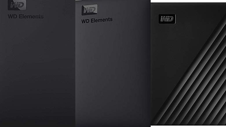 DISCO DURO DE 1TB - WD ELEMENTS