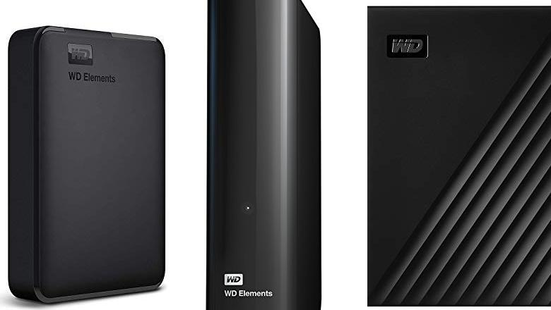 DISCO DURO DE 4 TB - WD ELEMENTS