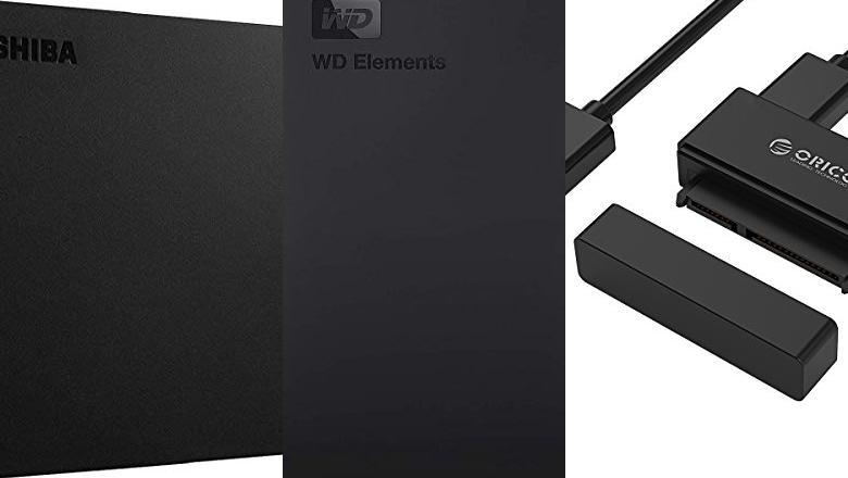 DISCOS DUROS USB 3.0