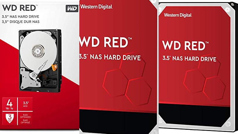 DISCOS DUROS WD RED