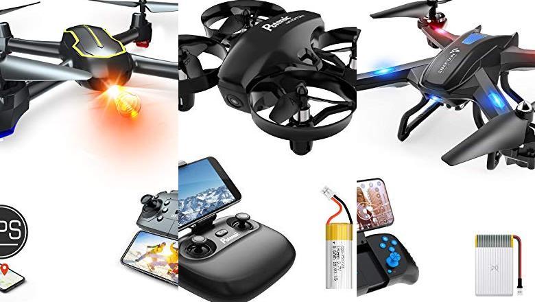 DRON PARA HACER FOTOS
