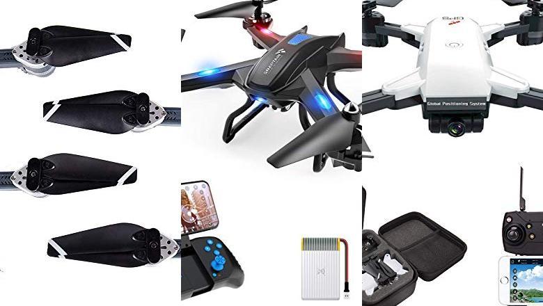DRONES POR PIEZAS