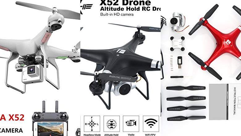 DRONES X52