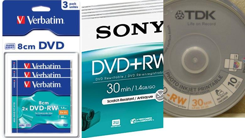 DVD 1,4GB