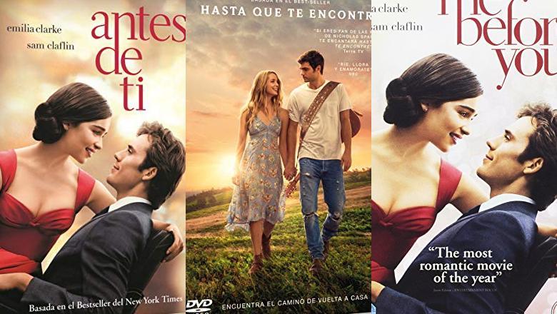 DVD ANTES DE TI